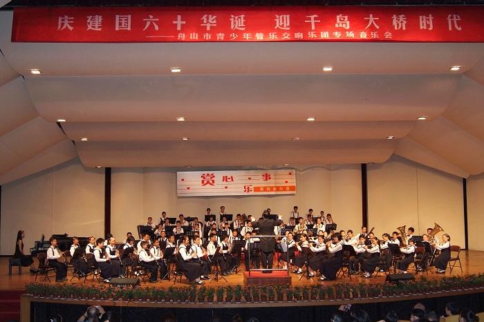 《我和我的祖国》,《天堂与地狱序曲》,《长号在前》,《北京喜讯传